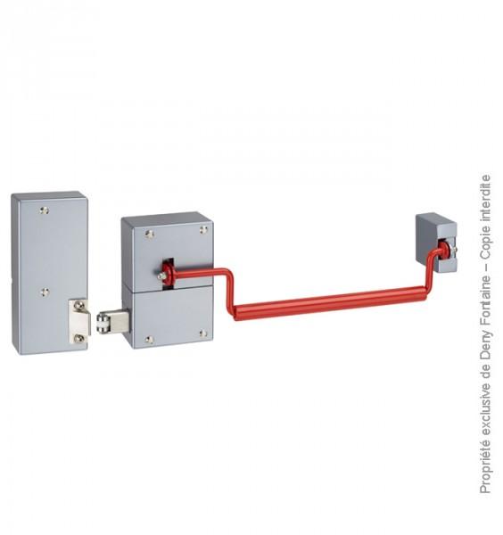 Cd2477f serrure anti panique en1125 pour porte va et for Ouverture de porte electrique